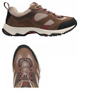Timberland Women's Broughton Trail Suede & Mesh Brown Hiking Shoes A13F6 USA