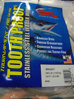 #6, 58 lb AFW TOOTH PROOF SINGLE STRAND WIRE-STAINLESS STEEL
