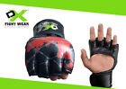 DX Grappling gloves Black MMA UFC Fight Boxing Punch Bag, training Martial Arts