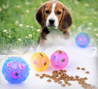 New Arrival Pet Dog Puppy Cat Snack Ball Feeding Treat Chew Toy for Training