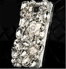 BlingBling Diamond Rhinestone Hard Back Case Cover for iPhone 5 5s 6 6s plus