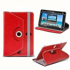 "UNIVERSAL 7"" inch Leather Protective Stand Case Cover for Android Tablet ipad LG"