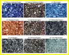 BLOWOUT SALE FIREGLASS - For Fireplace & Fire Pit - Colors to choose from 10 LBS