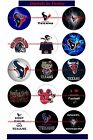 "HOUSTON TEXANS 1"" CIRCLES  BOTTLE CAP IMAGES. $2.45-$5.50 *****FREE SHIPPING**** $5.5 USD on eBay"