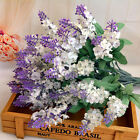 1 bouquet da sposa di Garden di artificiale seta lavanda fiore Home Decor