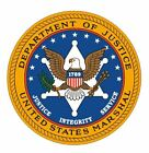 Department Of Justice Us Marshal Sticker Military Armed Forces Decal M278