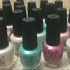 OPI Nail Lacquer Polish. Soft Shades Pastels Collection. Choose your color(s).