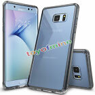 For Samsung Galaxy Note 7 / 5 / 4 / S7 / S6 Edge Case Slim Thin Clear Tpu Cover