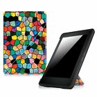Origami Case Stand Cover for Amazon Kindle Voyage 2014 E-Reader Auto Sleep/Wake