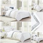 Luxury Duvet Cover Bedding Sets With 2 Pillow Cases Quilt Sets Luxury Bed Linen