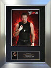 DEAN AMBROSE WWE wrestler Signed Autograph Mounted Photo Repro A4 Print 581