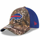 BUFFALO B ILLS New Era Realtree Camo Neo 39THIRTY Flex Hat