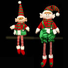 Davies Products Christmas Room Decoration - Sitting Elf 40cm OR 70cm