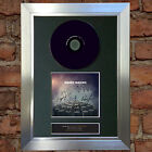 IMAGINE DRAGONS Night Visions Signed Autograph CD & Cover Mounted Print A4 19