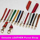 Replacement Genuine Leather Wrist Straps for Clutch/Wristlet/Purse/Pouch