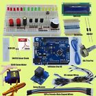 Small Basic Starter Kit for Arudino Uno R3 1602LCD With Infiduino USA Shipping