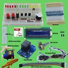 Small Basic Starter Kit for Arudino Uno R3 Mega2560 1602LCD Servo USA Shipping