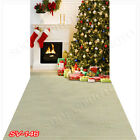 Christmas10'x20'Computer/Digital Vinyl Scenic Photo Backdrop Background SV146B88