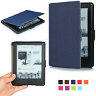 Magnetic Slim Smart PU Leather Case Folio Cover For Kindle 6 inch 8th Gen 2016