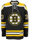 Zdeno Chara Boston Bruins Reebok Black Premier Jersey