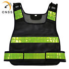 CNSS High Visibility Reflective Stripe Traffic Guidance Construction Safety Vest