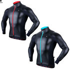 SOBIKE LANCE Cycling Coat Windproof Riding Jacket Jersey Autumn Long Sleeves