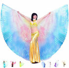 C91302 Isis Wing rear closed Veil Belly Dancing Costume oriental Decor