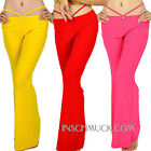 C91104 Belly Dancing Costume Trousers Tribal Fusion Belly 8-10 UK