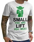 Stylotex Herren T-Shirt Basic Small you are – Lift you must