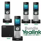 Bundle Yealink W56P IP DECT Phone includes Base Station for 3 W56H Add-on Phone