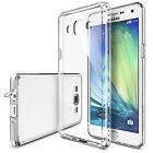 For Samsung Galaxy A5 Cases | Ringke FUSION Clear Shockproof Protective Case