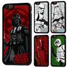 Star Wars Imperial Stormtrooper Darth Vader Soft Rubber Case Cover For iPhone $8.77 CAD
