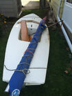 1975 Sunfish Sailboat with Sails, Russells Point OH | NO FEES, NO RESERVE