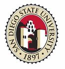 San Diego State University Sticker / Decal R793