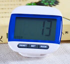 Useful LED Digital Pedometer with Clip Walking Run Distance Calorie Counter