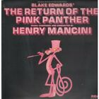 HENRY MANCINI Return Of The Pink Panther LP VINYL 13 Track Stereo (rs1010) UK