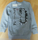 Diesel girl sweatshirt jumper dress size 4-5 y NEW BNWT designer