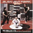 ALIEN ANT FARM Movies/Anthology CARD Double Sided 12