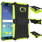 Stand Armor Hybrid Shockproof Rugged Rubber Hard Cover Case Skin Protective New