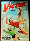 Vintage Victor Book For Boys - 1990 Annual - Unclipped