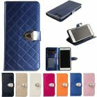 New Flip Leather Card Stand Wallet Magnetic Case Cover for Apple iPhone 7/7 Plus