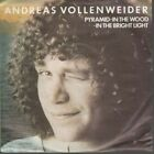 """ANDREAS VOLLENWEIDER Pyramid In The Wood In The Bright Light 7"""" VINYL B/W Micro"""