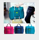 New Folding Waterproof Eco Shopping Travel Shoulder Bag Pouch Tote Handbag