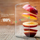 For Apple iPhone 7/7 Plus Ultra Thin Transparent Clear Shockproof back Case skin
