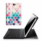 Fintie Samsung Galaxy Tab A 10.1 SM-T580 Leather Case Cover + Bluetooth Keyboard