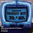Television's Greatest Hits Vol. 3 70's & 80's Various Artists CD New & Sealed