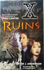 X-files : Ruins by Kevin J. Anderson (Used S/C)