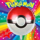 Pokemon party cupcake pikachu balloons TABLE cover banner decoration detective
