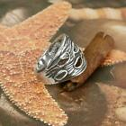 STERLING SILVER FANCY RING SOLID .925 /NEW SIZE 5-12 JEWELRY