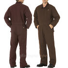 Dickies Coveralls Mens Long Sleeve Sanded Duck Insulated, Lined Coverall TV243